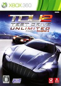 【中古】TEST DRIVE unlimited2ソフト:Xbox360ソフト/スポーツ・ゲーム