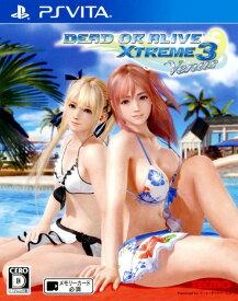 【中古】DEAD OR ALIVE Xtreme 3 Venusソフト:PSVitaソフト/スポーツ・ゲーム