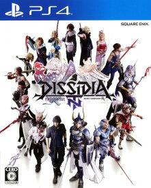 【中古】ディシディア ファイナルファンタジー NTソフト:プレイステーション4ソフト/アクション・ゲーム