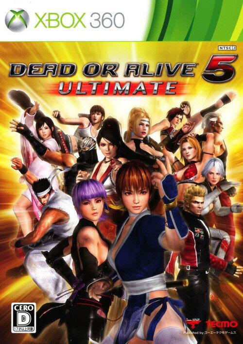 【中古】DEAD OR ALIVE5 Ultimate