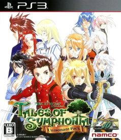 【中古】テイルズ オブ シンフォニア ユニゾナントパックソフト:プレイステーション3ソフト/ロールプレイング・ゲーム