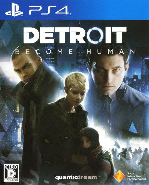 【中古】Detroit: Become Human