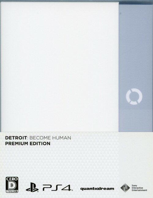 【中古】Detroit: Become Human Premium Edition (限定版)