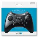 【中古】Wii U PRO コントローラー kuro周辺機器(メーカー純正)ソフト/その他・ゲーム