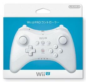 【中古】Wii U PRO コントローラー shiro周辺機器(メーカー純正)ソフト/その他・ゲーム