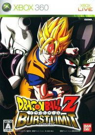 【中古】ドラゴンボールZ バーストリミットソフト:Xbox360ソフト/マンガアニメ・ゲーム