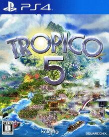 【中古】トロピコ5ソフト:プレイステーション4ソフト/シミュレーション・ゲーム