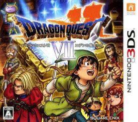 【中古】ドラゴンクエストVII エデンの戦士たちソフト:ニンテンドー3DSソフト/ロールプレイング・ゲーム