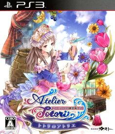 【中古】トトリのアトリエ 〜アーランドの錬金術士2〜ソフト:プレイステーション3ソフト/ロールプレイング・ゲーム