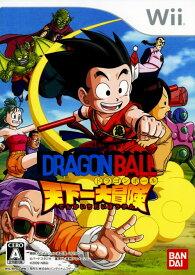 【中古】ドラゴンボール 天下一大冒険ソフト:Wiiソフト/マンガアニメ・ゲーム