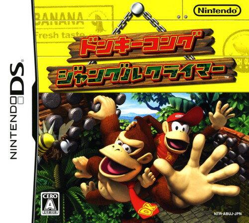 【中古】ドンキーコング ジャングルクライマーソフト:ニンテンドーDSソフト/任天堂キャラクター・ゲーム