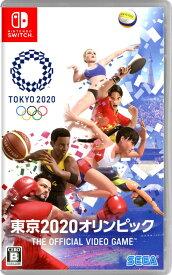 【中古】東京2020オリンピック The Official Video Gameソフト:ニンテンドーSwitchソフト/スポーツ・ゲーム