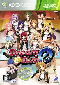 【中古】DREAM C CLUB ZERO Xbox360 プラチナコレクションソフト:Xbox360ソフト/恋愛青春・ゲーム