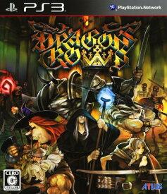【中古】ドラゴンズクラウンソフト:プレイステーション3ソフト/ロールプレイング・ゲーム