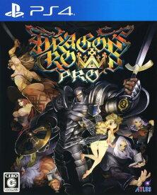 【中古】ドラゴンズクラウン・プロソフト:プレイステーション4ソフト/ロールプレイング・ゲーム