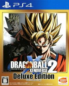 【中古】ドラゴンボール ゼノバース2 デラックスエディションソフト:プレイステーション4ソフト/マンガアニメ・ゲーム