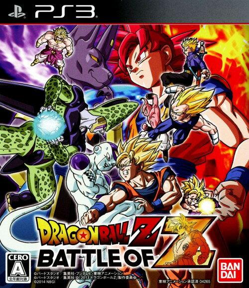 【SOY受賞】【中古】ドラゴンボールZ BATTLE OF Zソフト:プレイステーション3ソフト/マンガアニメ・ゲーム