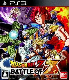 【中古】ドラゴンボールZ BATTLE OF Zソフト:プレイステーション3ソフト/マンガアニメ・ゲーム