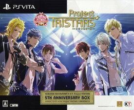 【中古】ときめきレストラン☆☆☆ Project TRISTARS 5周年記念BOX (限定版)ソフト:PSVitaソフト/恋愛青春 乙女・ゲーム