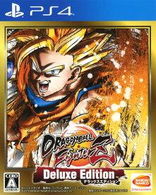 【中古】ドラゴンボール ファイターズ デラックスエディションソフト:プレイステーション4ソフト/マンガアニメ・ゲーム