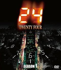 【中古】24 TWENTY FOUR 1st コンパクト・BOX 【DVD】/キーファー・サザーランドDVD/海外TVドラマ