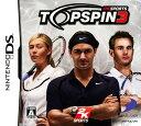 【中古】Top Spin3ソフト:ニンテンドーDSソフト/スポーツ・ゲーム
