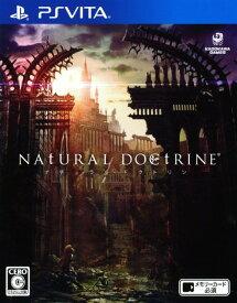 【中古】NAtURAL DOCtRINEソフト:PSVitaソフト/シミュレーション・ゲーム