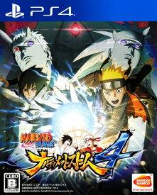 【中古】NARUTO−ナルト− 疾風伝 ナルティメットストーム4ソフト:プレイステーション4ソフト/マンガアニメ・ゲーム