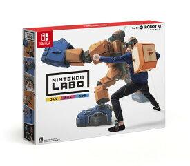 【中古】Nintendo Labo Toy−Con 02: Robot Kitソフト:ニンテンドーSwitchソフト/アクション・ゲーム