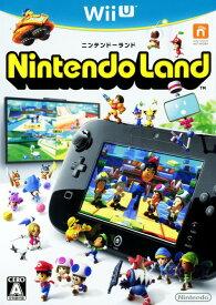 【中古】Nintendo Landソフト:WiiUソフト/任天堂キャラクター・ゲーム