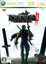 【中古】【18歳以上対象】NINJA GAIDEN2ソフト:Xbox360ソフト/アクション・ゲーム