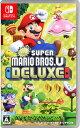 【中古】New スーパーマリオブラザーズ U デラックスソフト:ニンテンドーSwitchソフト/任天堂キャラクター・ゲーム