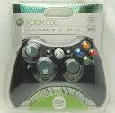 【中古】Xbox360 ワイヤレスコントローラー ブラック周辺機器(メーカー純正)ソフト/その他・ゲーム