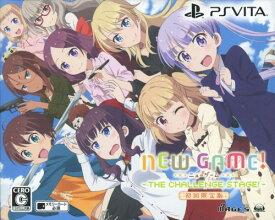 【中古】NEW GAME! −THE CHALLENGE STAGE!− (限定版)ソフト:PSVitaソフト/マンガアニメ・ゲーム