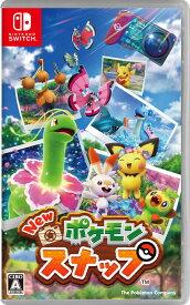 【中古】New ポケモンスナップソフト:ニンテンドーSwitchソフト/任天堂キャラクター・ゲーム