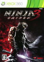 【中古】NINJA GAIDEN3ソフト:Xbox360ソフト/アクション・ゲーム
