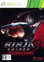【中古】【18歳以上対象】NINJA GAIDEN3:Razor's Edgeソフト:Xbox360ソフト/アクション・ゲーム