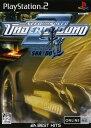 【中古】ニード・フォー・スピード アンダーグラウンド2 車道 EA BEST HITSソフト:プレイステーション2ソフト/モータ…