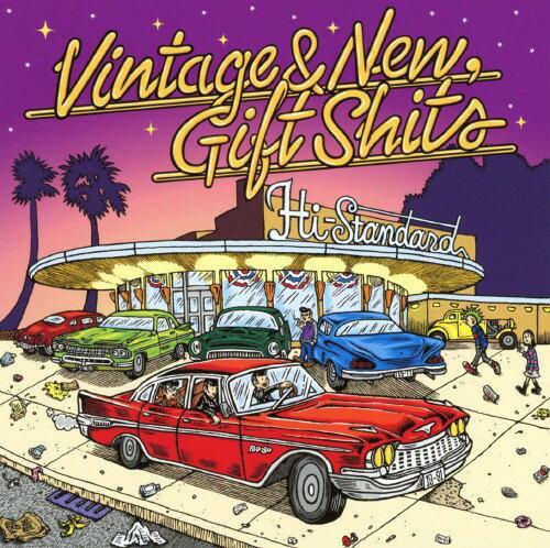 【中古】Vintage&New,Gift Shits/Hi−STANDARDCDシングル/邦楽パンク/ラウド