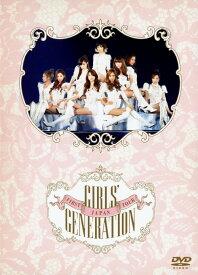 【中古】少女時代/JAPAN FIRST TOUR GIRLS'GENE… 【DVD】/少女時代DVD/映像その他音楽