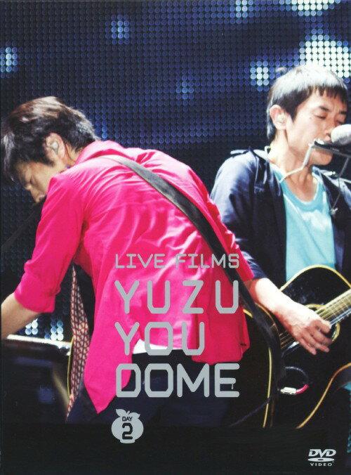 【中古】ゆず/2.LIVE FILMS YUZU YOU DOME DAY… 【DVD】/ゆず