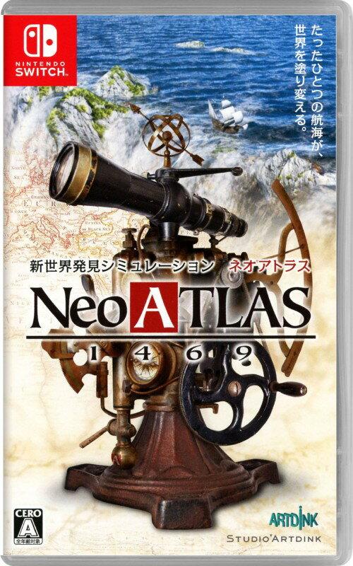 【中古】ネオアトラス1469ソフト:ニンテンドーSwitchソフト/シミュレーション・ゲーム