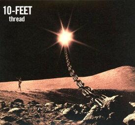 【中古】thread(初回限定盤)(DVD付)/10−FEETCDアルバム/邦楽パンク/ラウド