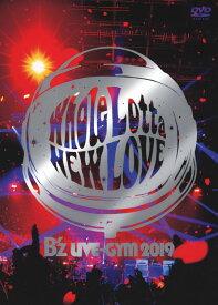 【中古】B'z LIVE-GYM 2019-Whole Lotta NEW LOVE- 【DVD】/B'zDVD/映像その他音楽