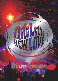 【中古】B'z LIVE-GYM 2019-Whole Lotta NEW LOVE- 【ブルーレイ】/B'zブルーレイ/映像その他音楽