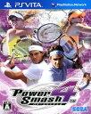 【中古】Power Smash4ソフト:PSVitaソフト/スポーツ・ゲーム