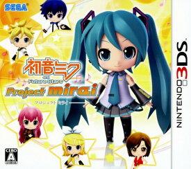 【中古】初音ミク and Future Stars Project miraiソフト:ニンテンドー3DSソフト/リズムアクション・ゲーム