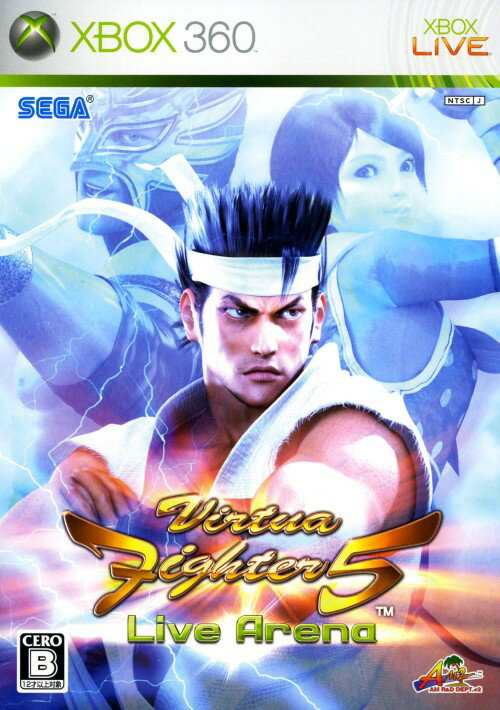 【中古】Virtua Fighter5 Live Arena