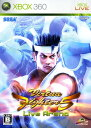 【中古】Virtua Fighter5 Live Arena
