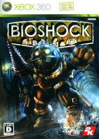 【中古】BIOSHOCKソフト:Xbox360ソフト/シューティング・ゲーム